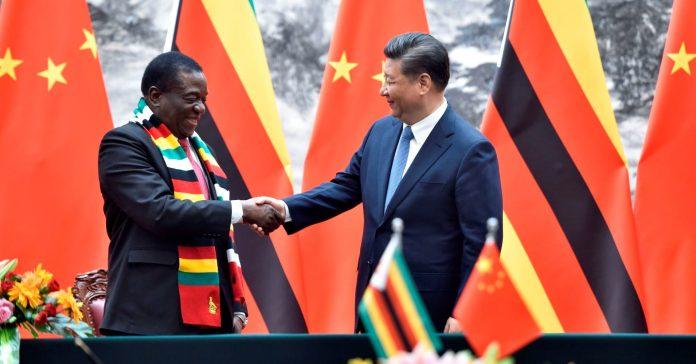 China commits US$2,5 billion to Zimbabwe, slams global embargo