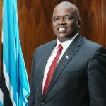 Botswana President Mokgweetsi Eric Keabetswe Masisi