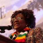 Zimbabwe's Minister of Environment, Tourism and Hospitality Industry, Priscah Mupfumira