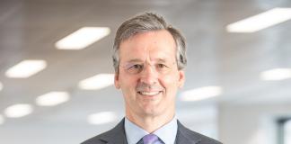 Nick O'Donohoe, CEO of CDC Group